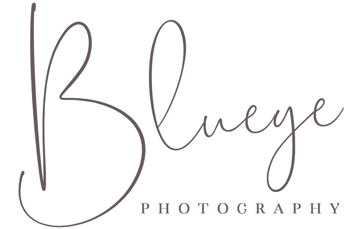 Logo for Willkommen bei Blueye Photography!